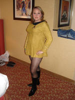 TOS Command Dress by CreedsGalBirdy