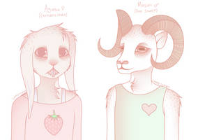 furries by LovelyLaurenArts