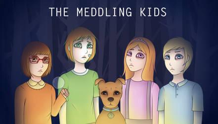 The Meddling Kids (Scooby Doo)