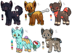 Canine Adopts 2 (1/5 OPEN)