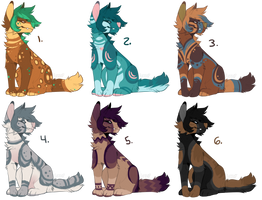 Doggo Adopts (5/6 OPEN) by all-type-adopts