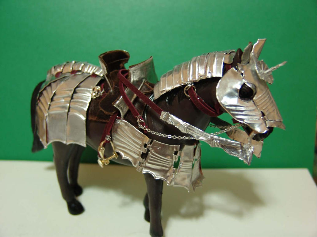 Medieval War Horse Tack | www.pixshark.com - Images ...
