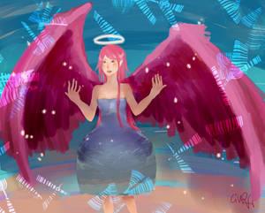 Surprise I got wings!