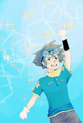 Digimon: Lets touch the sky
