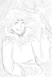 Jack Frost - sketch