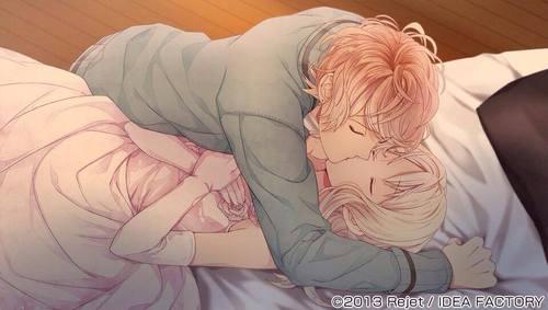 Shuu and Yui by Sianichii