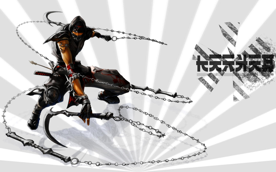 Ninja Wallpaper by hayn