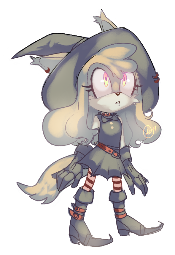 Pastel Witch Adoptable ($$$) [OPEN] [UPDATE] by CrystalCid