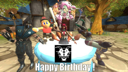 Happy Birthday, FanOfUs !