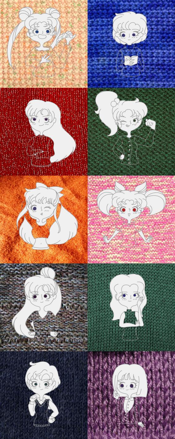 Sweaters! by Catnipfairy