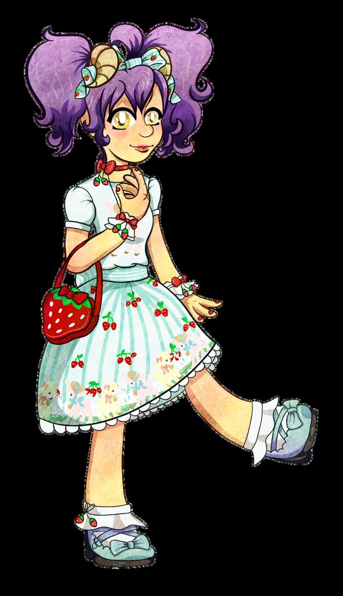 Lolita Linnea by Catnipfairy