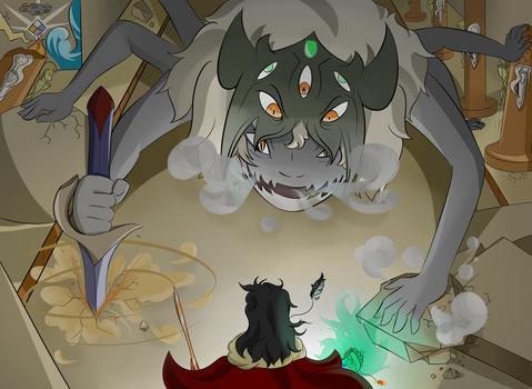 Nightmare vs Shu