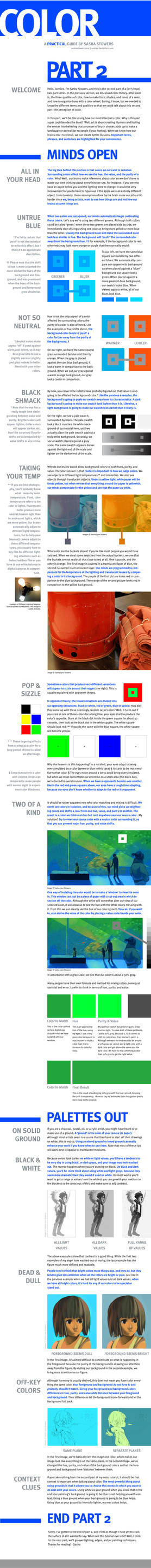 The Color Tutorial - Part 2