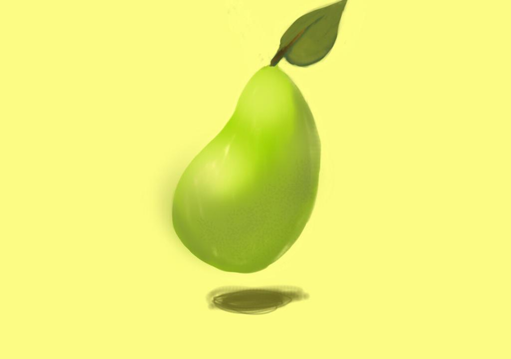 Pear  by sashas