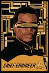 Lt. Commander La Forge