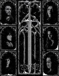 House of Stark Print Set