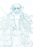 Epic Bride by kurobas