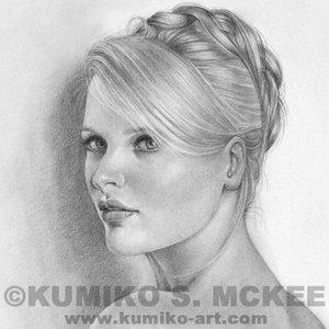 Figure 1-Close up by Kumiko... by PortraitPencilArt