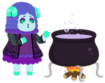 Animal Crossing: Potion Making by Pastellilapsi