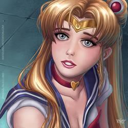 Sailormoon Redraw