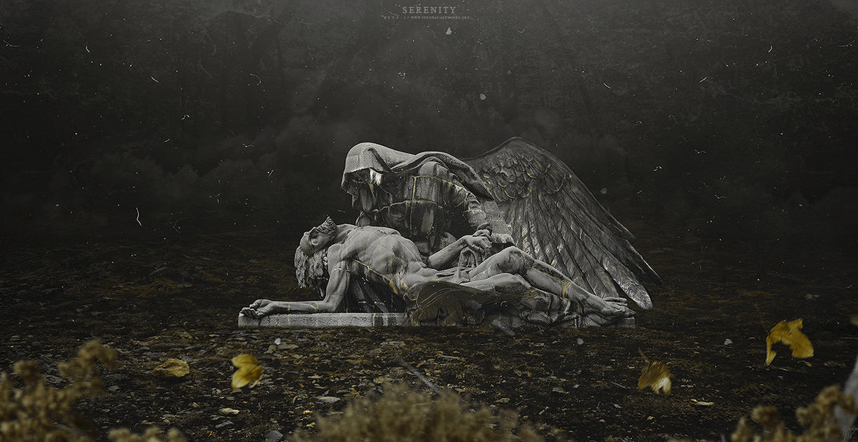 Serenity by Pyrogas-Artworks