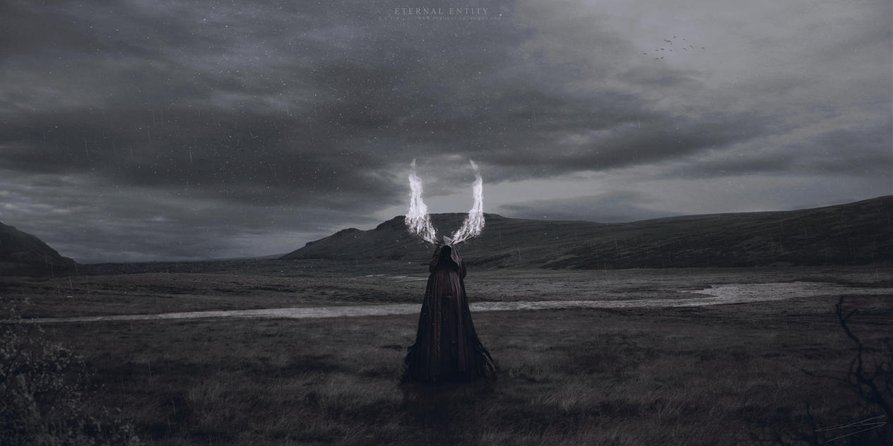 Eternal Entity by Pyrogas-Artworks
