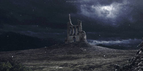 Ruin of oblivion by Pyrogas-Artworks