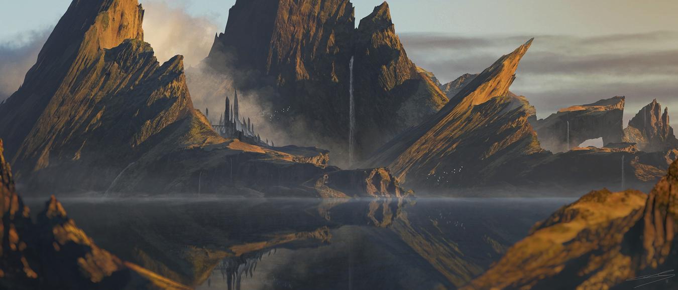 Hidden Kingdom by Pyrogas-Artworks
