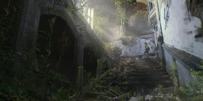 Abandoned Place II