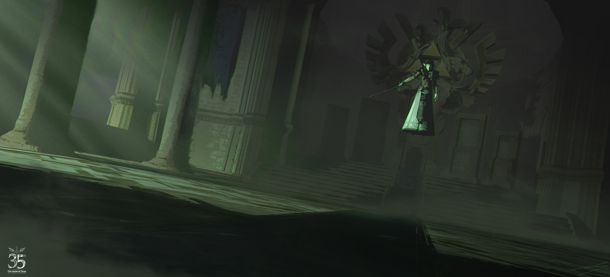 Puppet Zelda