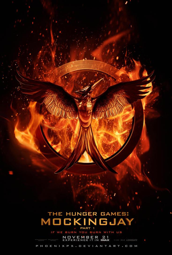 The Hunger Games: Mockingjay Part 1 (Fan-Art) by PhoenixPX ...