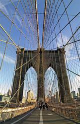 Brooklyn Bridge by WinstonGFX