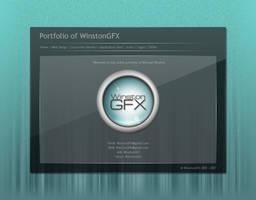 WinstonGFX Portfolio v3 by WinstonGFX