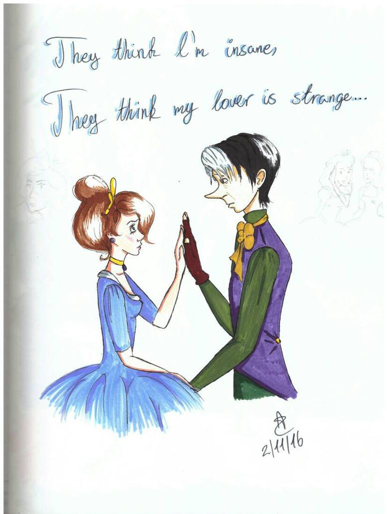 Strange Love by SweetyPooHasNoLimits