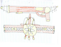 gun planes by Kevincarlsmith