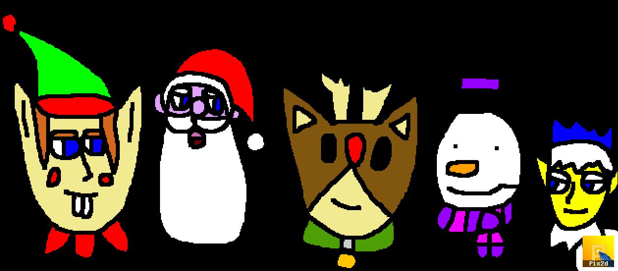 Merry Christmas Eve Joy