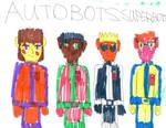 Autobots For Superbots New Autobots