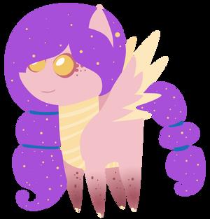 Commission: mini Galaxy