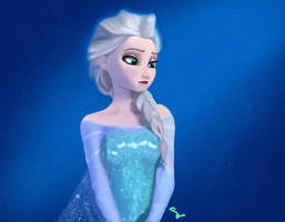 Elsa by Sam--IAm
