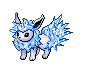 ice flareon by BlueSui