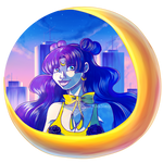 Sailor Moon_ Human Luna