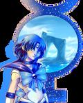 FA_Sailor Mercury by KiaSimo