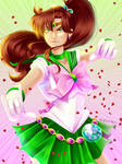 Sailor Jupiter by KiaSimo