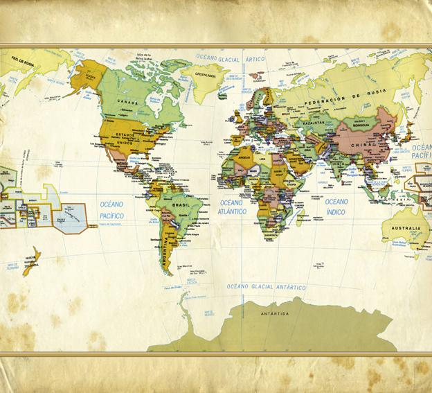 mapamundi antiguo world by MAJAERO on DeviantArt