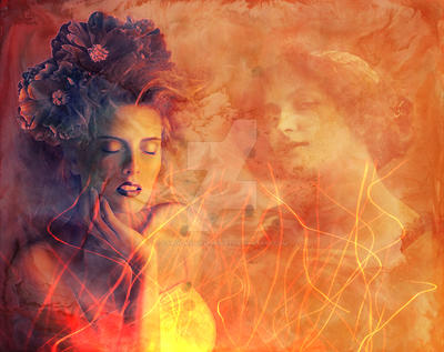 Forged In The Fire Of Inheritance by CarolineJuliaMoore