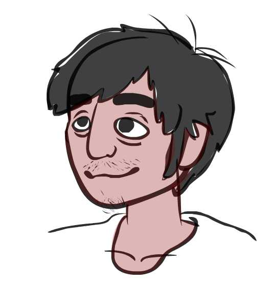 Self Portrait by FlipKing