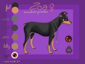Zoa [reference sheet]
