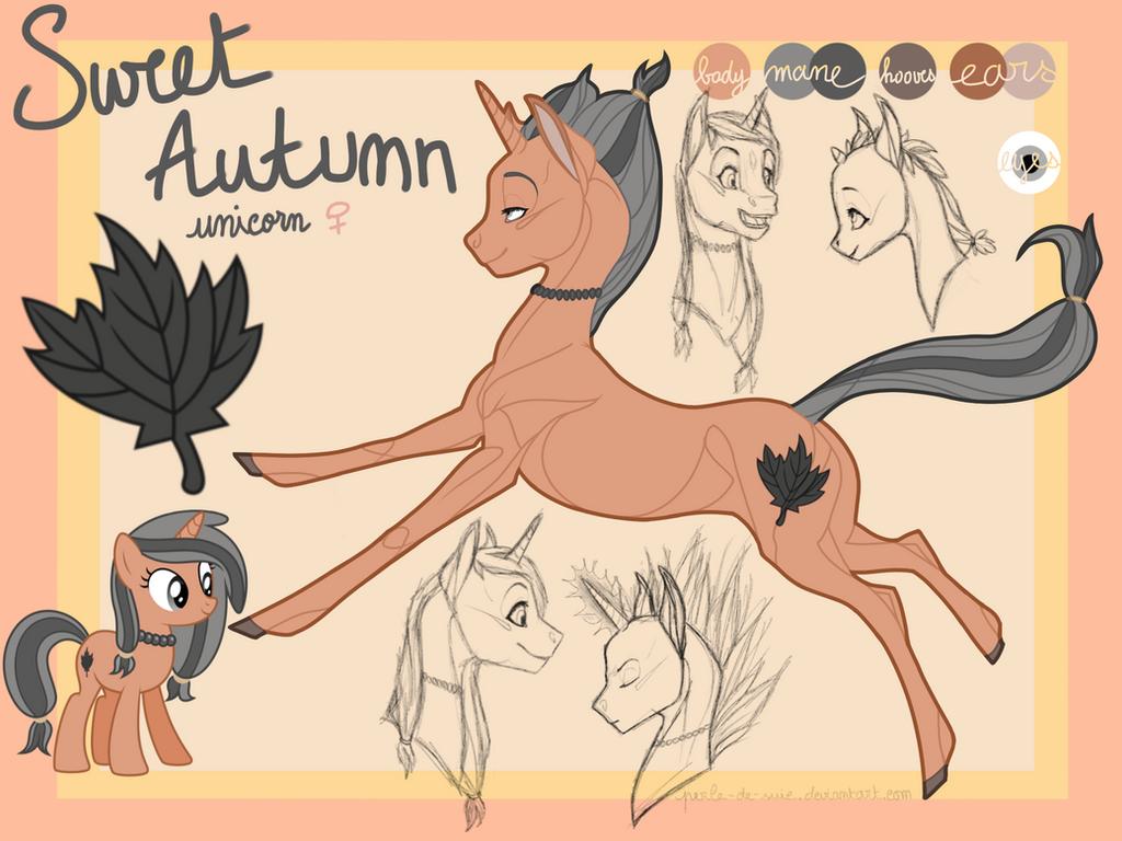 -COM- Sweet Autumn [reference] by Perle-de-Suie
