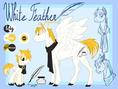[COM] White Feather's reference