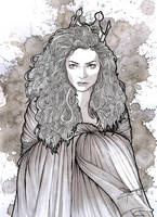Lorde by RickMedeiros